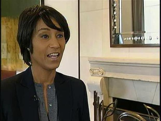 Desiree Rogers Fills Obama Social Calendar