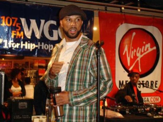 [CHI] Rapper Common Comes Home to ChiTown