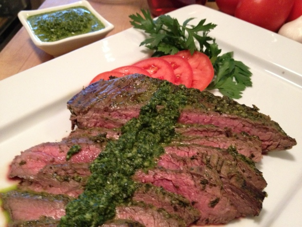 [CHI] Wayne's Weekend: Chimichurri Sauce