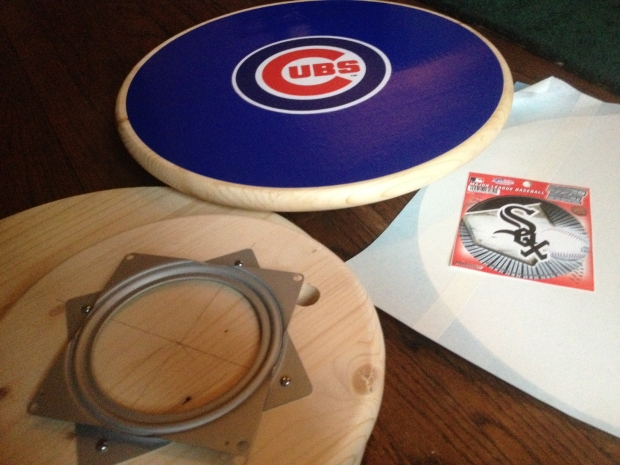 [CHI] Wayne's Weekend: Create a Hot Dog Caddy & Lazy Susan