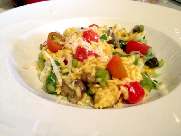 [CHI] Wayne's Weekend: Try Fresh Risotto Recipe