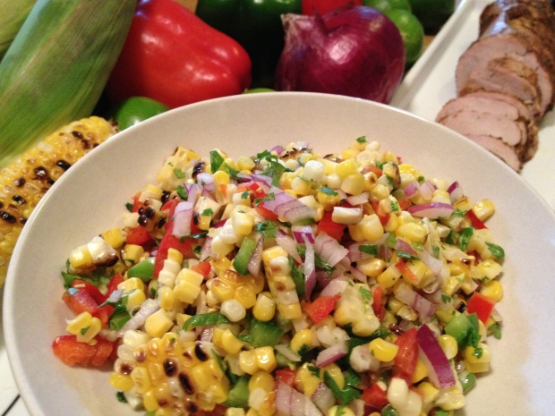[CHI] Wayne's Weekend: Grilled Sweet Corn Salad