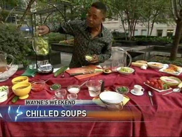 [CHI] Wayne's Chilled Soups