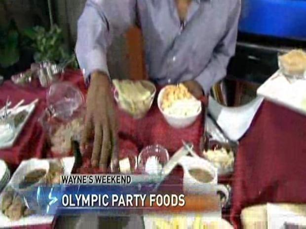 [CHI] Olympic Recipe