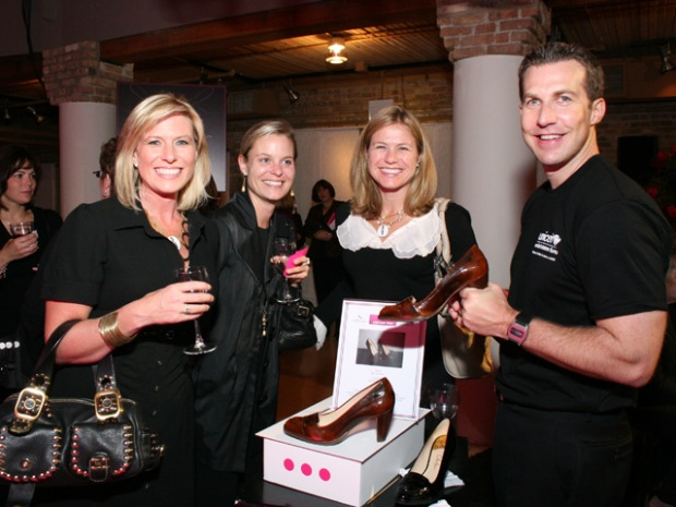 Wine, Women and Shoes: What Else do You Need?
