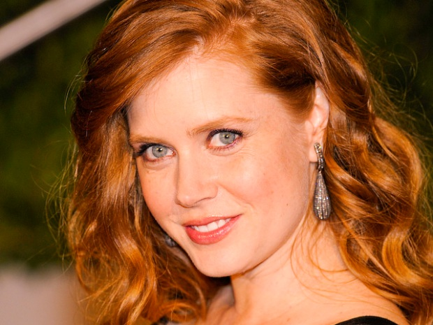 """[NATL] Amy Adams Talks Skimpy Outfits in """"The Fighter"""""""