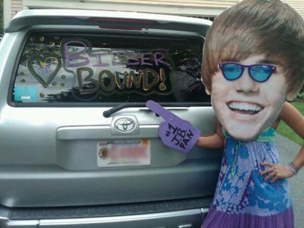 Bieber Fever in Hartford
