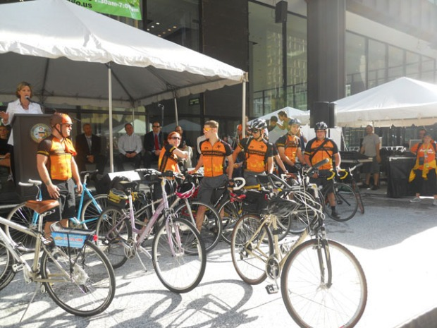 Photos: Bike to Work Rally 2010