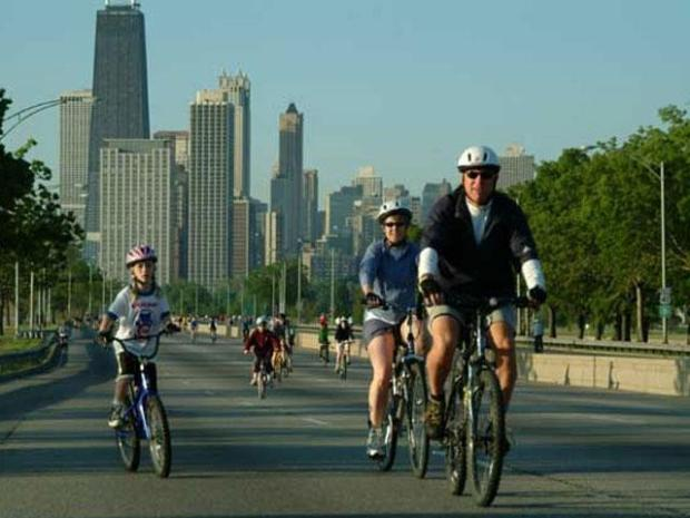 [CHI] Bike the Drive: Sunday May 30