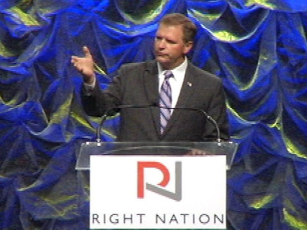[CHI] Bill Brady Speaks at Right Nation
