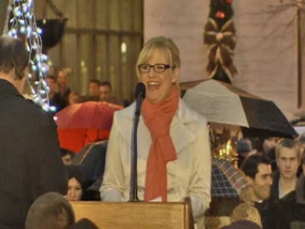 [CHI] Bonnie Hunt Expresses Love for Chicago, Joy of Season