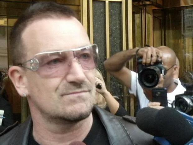 [CHI] Bono Loves Chicago