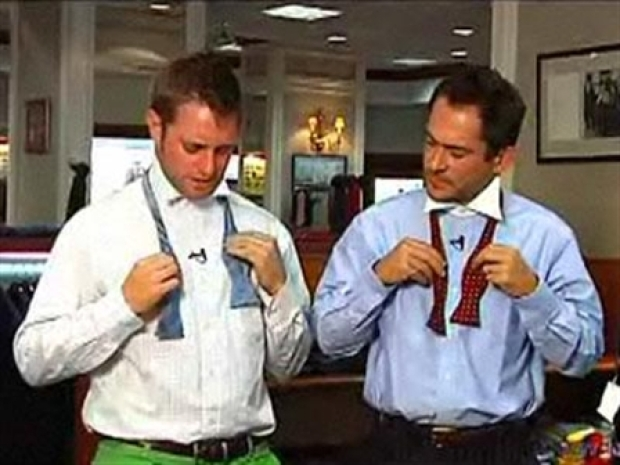 [LXTVN] How to Tie a Bow Tie