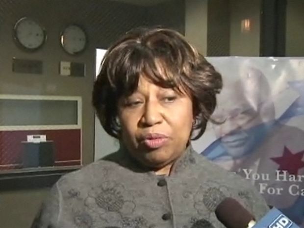 [CHI] Carol Moseley Braun Is Optimistic