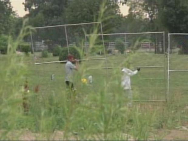 [CHI] BROLL: Police Raid Cemetery