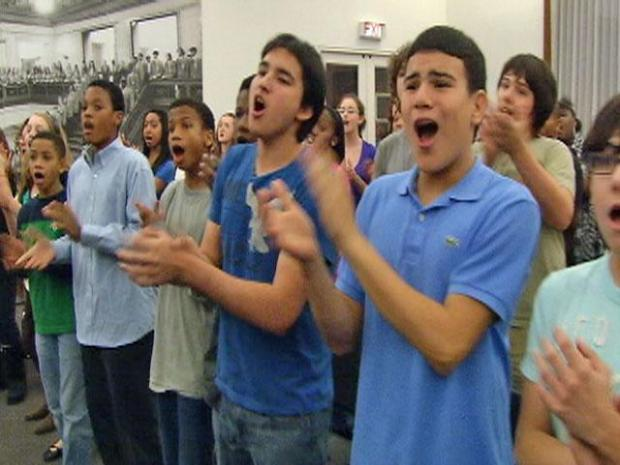"""[CHI] Chicago Children's Choir """"A Lot Like A Second Family"""""""