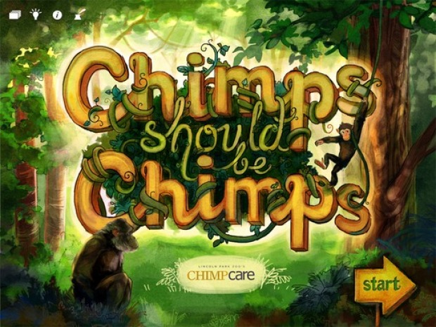 Chimps Should Be Chimps