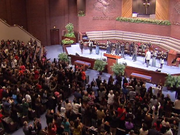 [CHI] Congregation Honors Life of Bishop Brazier