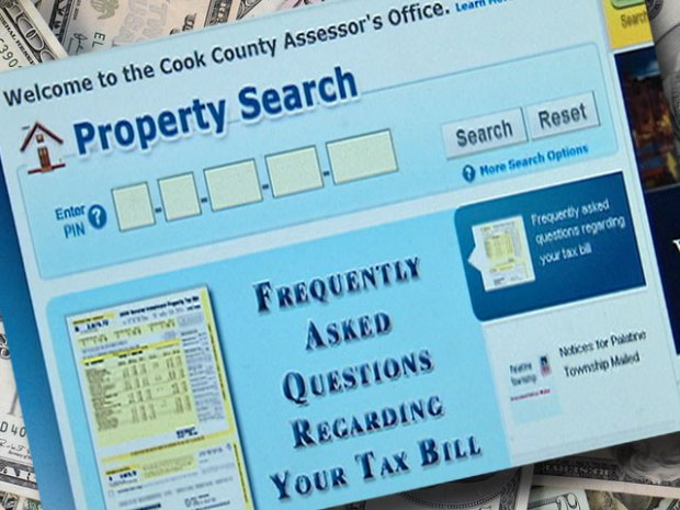 [CHI] Some Out-of-Whack Property Tax Bills Fixable