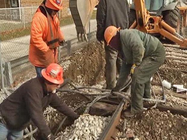 [CHI] Copper Criminals Hit South Shore Line