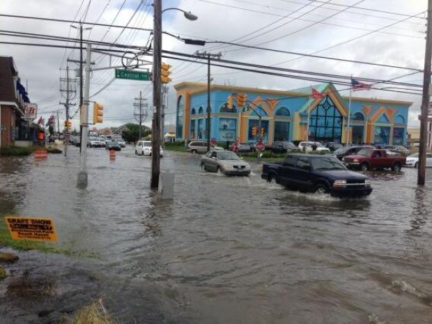Your Photos: Tornado Touches Down in Ocean County