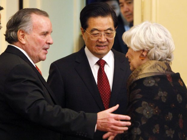 [CHI] For Final Time as Mayor, Daley Heading to China