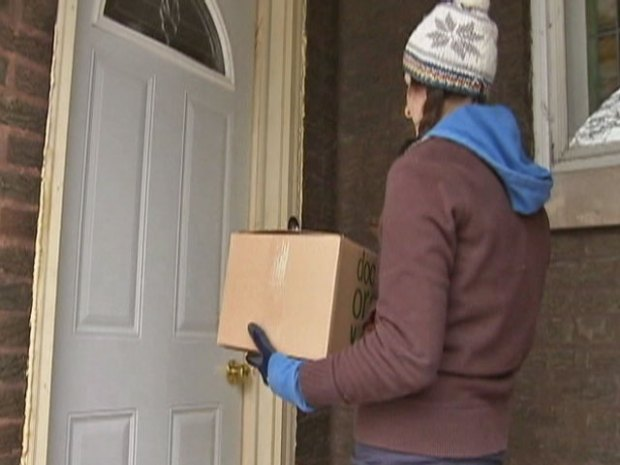 [CHI] Door-to-Door Organics: The Concept, Service Is in Its Name