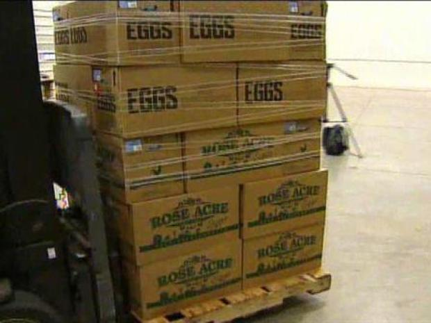 [CHI] 700,000 Eggs Donated to Food Depository