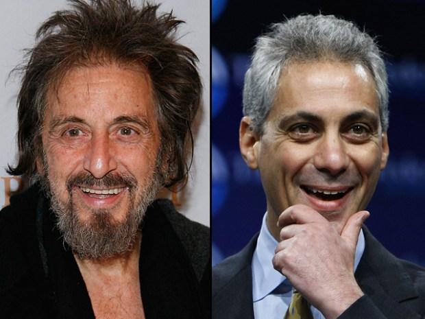 Casting the Mayor's Race