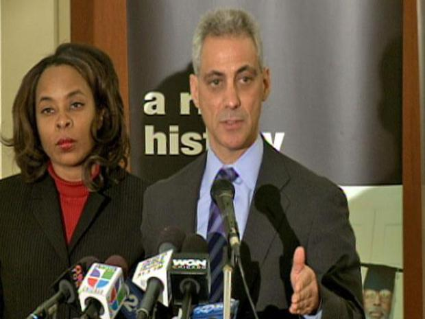"[CHI] Emanuel: Teacher Academies a ""Model Program for the Country"""