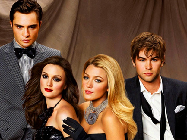 [NATL] Gossip Girl Style: On vs. Off-Camera