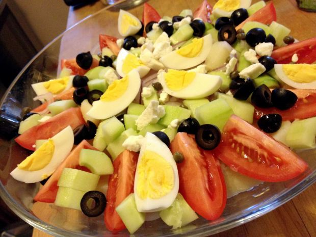 Wayne's Weekend: Simple Summer Salads