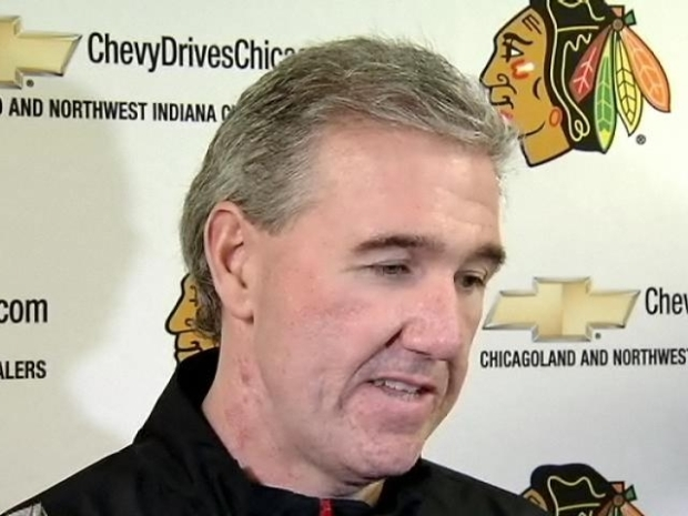 [CHI] Haviland Discusses Blue Jackets, Coach Q.