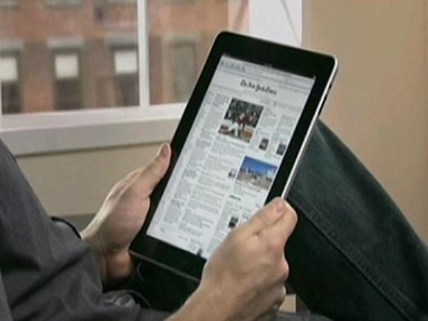 iPad Hits Chicago