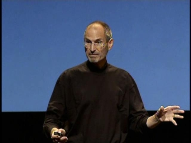 "[BAY] Raw Video: Steve Jobs Says Apple is ""Not Perfect"""