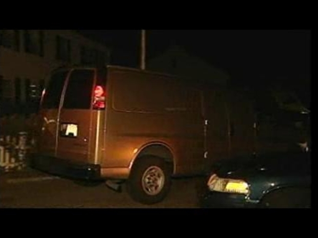 [DC] Kennedy's Body Leaves Compound in Gold Van