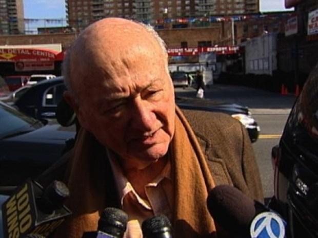 [NY] Former Mayor Ed Koch Goes in for Surgery