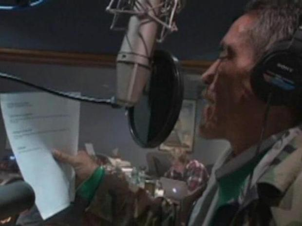 [CHI] Behind the Scenes: Ted Williams' Voice-Over Work for Kraft