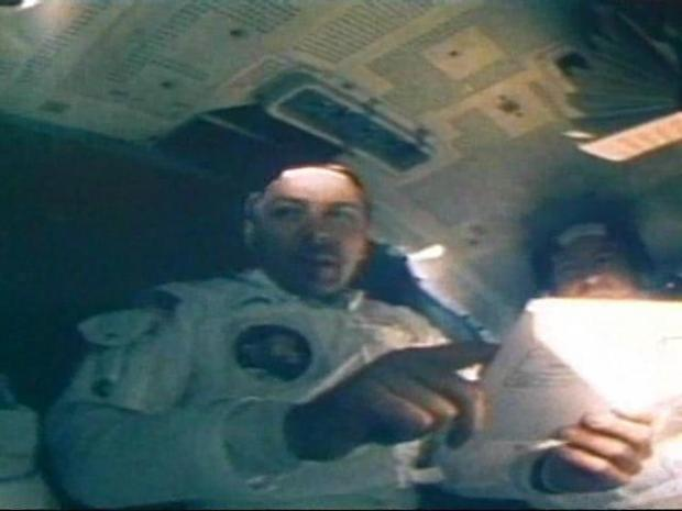 [CHI] Gene Kranz: Never A Doubt Apollo 13 Crew Would Get Home