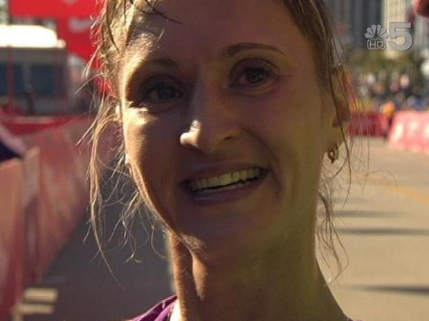 [CHI] Shobukhova Talks About 2nd Marathon Win
