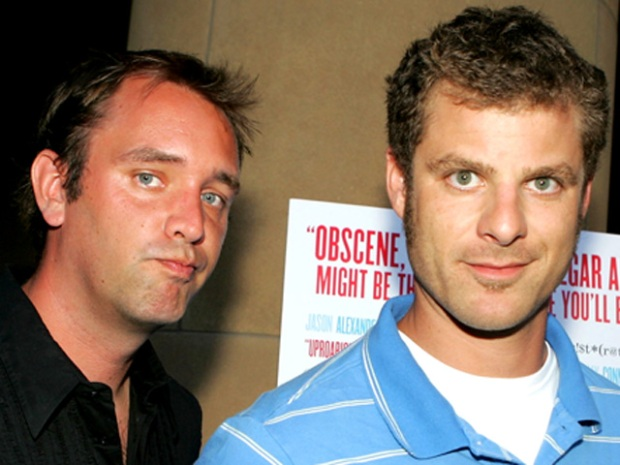 "[NBCAH] Trey Parker & Matt Stone On How ""The Book Of Mormon"" Became A Musical"