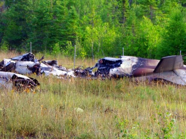 [CHI] Plane Crash Kills Skokie Man, Three Grandchildren