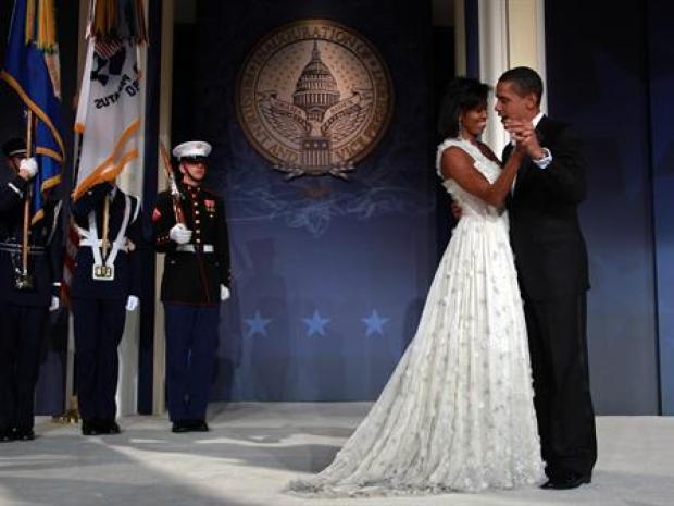 First Lady Inaugural Fashion