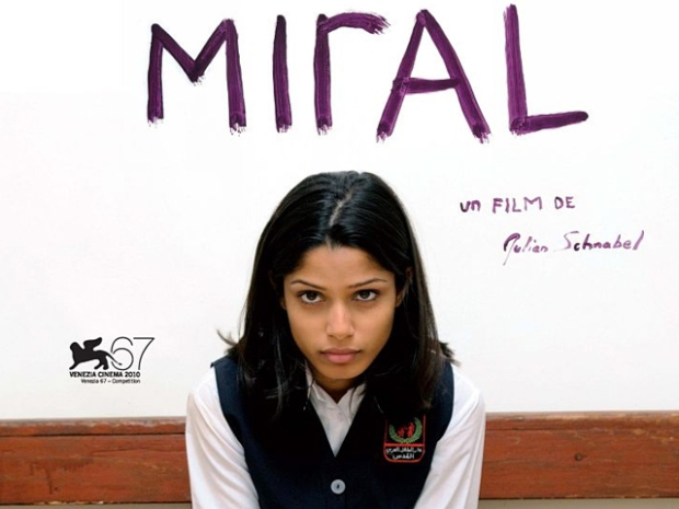 "Scenes From ""Miral"""