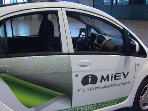 [CHI] Electric Cars Go Beyond Concept