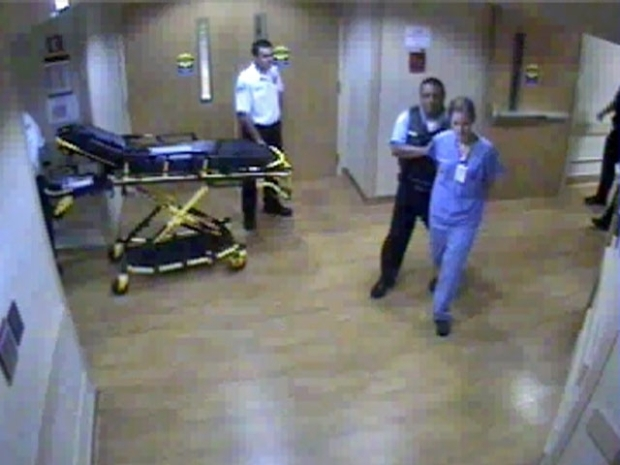 [CHI] Security Cameras Capture Nurse's Arrest