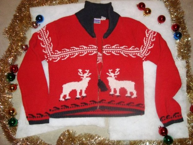 Ugly Christmas Sweater Parties on the Rise