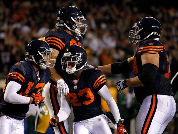 Photos: Bears vs. Packers