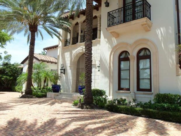 Scottie Pippen Selling Florida Home for $16M