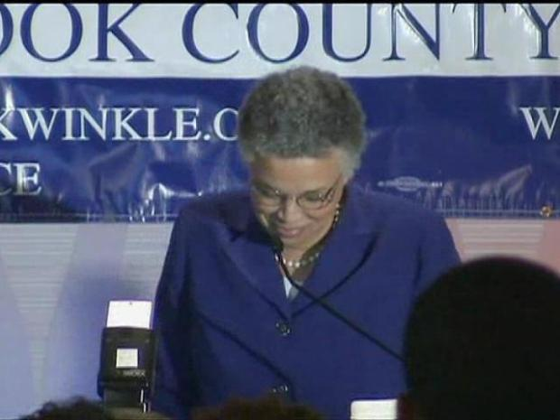 "[CHI] Preckwinkle: ""It's a New Day in Cook County"""